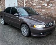 B5, A4, S4, RS4 (1994-01)