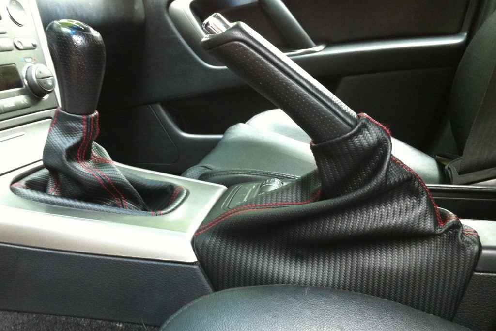 E Brake Boot For Subaru Legacy 2005 2009 Zealous Interiors